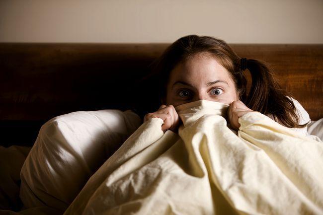Как избавиться от страшных снов и ночных страхов
