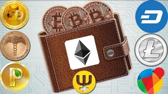 Как создать кошелёк для криптовалюты и безопасно с ним работать?