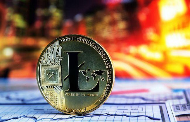 Криптовалюта litecoin. динамика курса litecoin