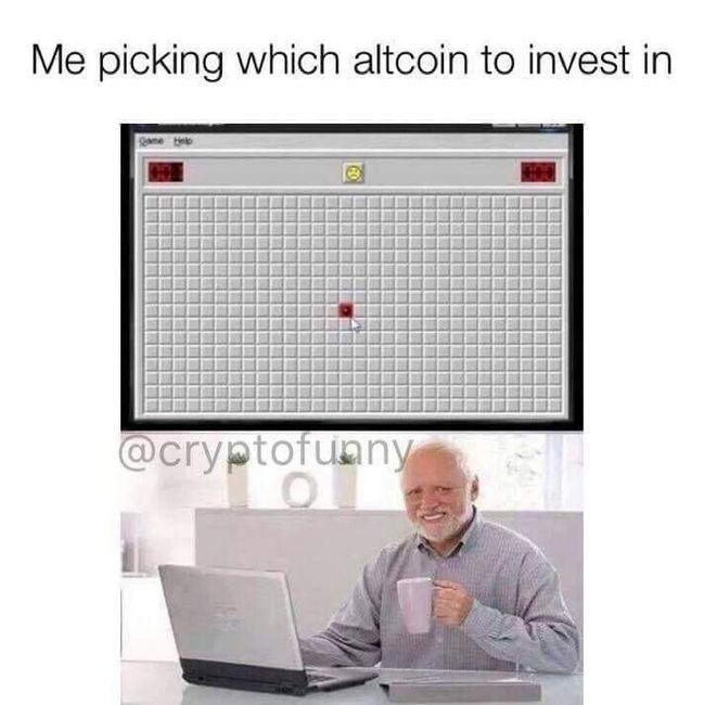 Немного юмора: подборка мемов от криптовалютного сообщества за неделю