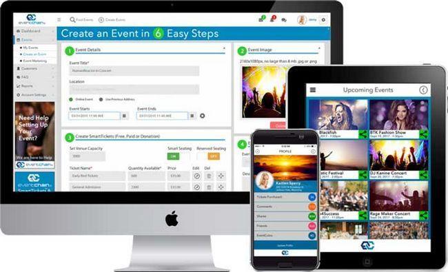 Обзор ico eventchain — платформа продажи билетов и создания мероприятий