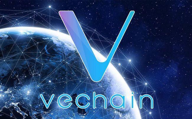 Обзор криптовалюты vechain. график курс ven