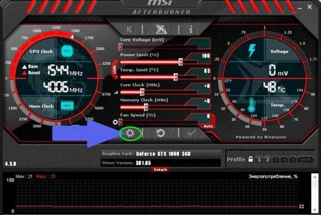 Разгон видеокарт nvidia и amd для максимального хэшрейта при майнинге