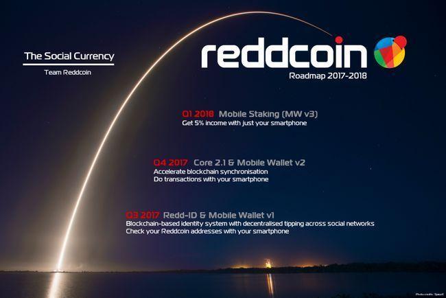 Reddcoin или rdd — социальная криптовалюта