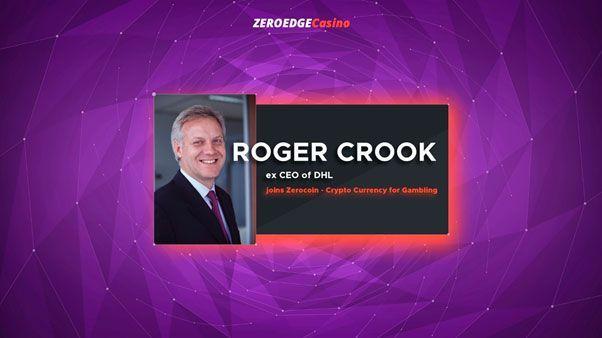 Роджер крук (ex ceo dhl) присоединяется к zeroedge в качестве советника
