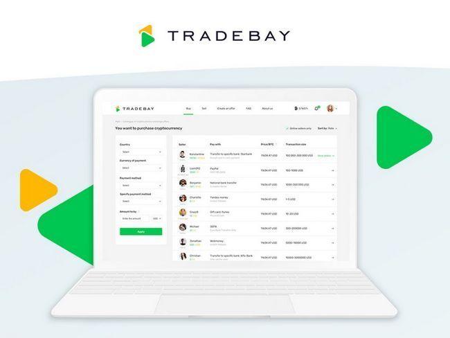 Сервис tradebay без проверки kyc: безопасность, не уступающая банковской