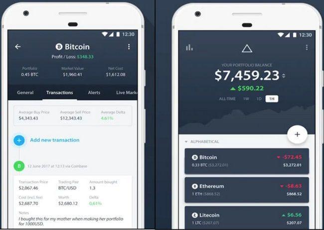 Топ-4 бесплатных приложения для анализа и контроля своих криптовалютных активов