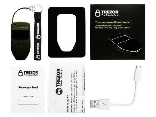 Топ-5 аппаратных кошельков для хранения криптовалюты, особенности и детали