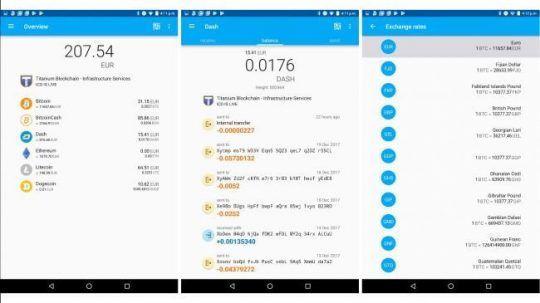 Топ-5 криптовалютных кошельков для ос android, рейтинг на 2018 год