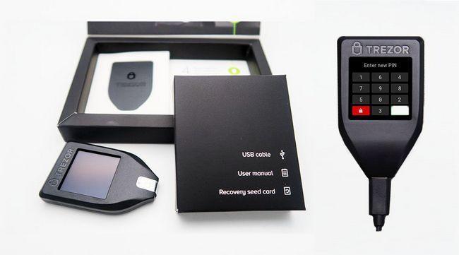 Trezor model t — новый аппаратный кошелек от satoshilabs, обзор и особенности